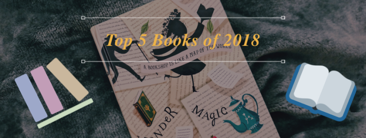 Top 5 Books of2018